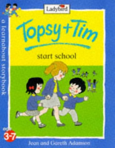 Topsy + Tim start school