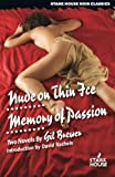 Nude on Thin Ice / Memory of Passion (Stark House Noir Classics) by Gil Brewer (2014-04-28)