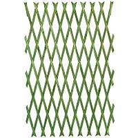 Gardman 07249 1.8 x 0.3 m Riveted Garden Trellis - Green