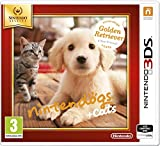 Nintendogs and Cats Golden Retriever and New Friends (Nintendo 3DS)