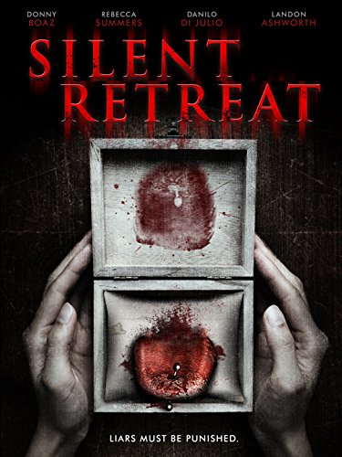 Silent Retreat Cover