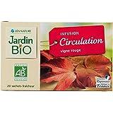 Jardin Bio infusion détente et sommeil tilleul, verveine, aubépine et anis bio 30 g - Prix Unitare - Livraison...