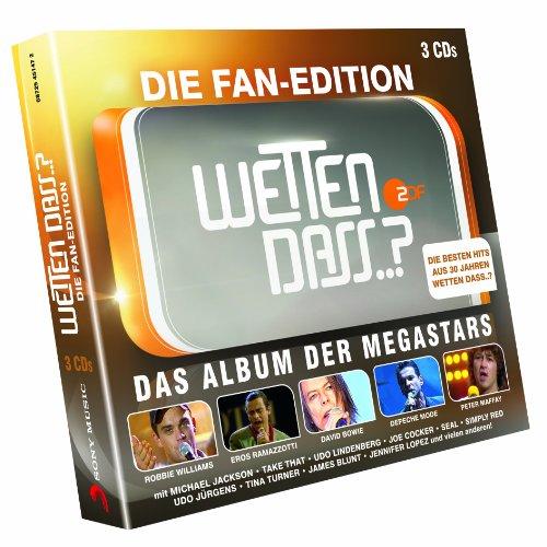 Preisvergleich Produktbild Wetten,  dass.. - Die Fan-Edition