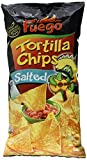 Fuego Tortilla Chips Salted, 450 g