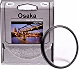 Osaka 77mm Multi Coated UV Filter MCUV 4 Layer Coating