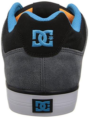 DC Shoes , Baskets pour homme Grey/Black/Blue
