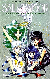 Sailor Moon Edition simple Tome 14