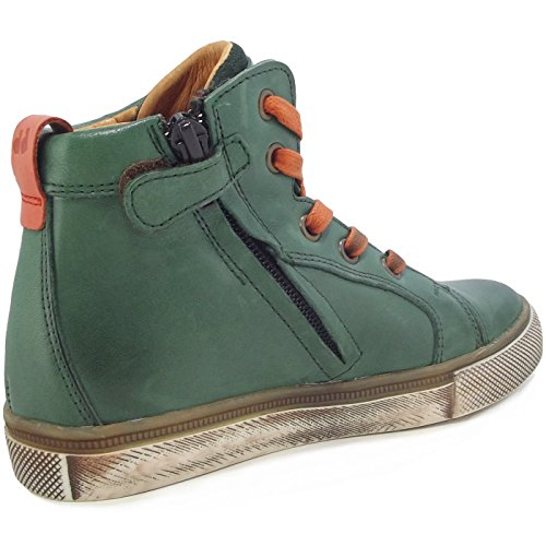 Froddo G3110069 G3110069 Kinder Waterproof Sneaker dunkelgrün (dark green)