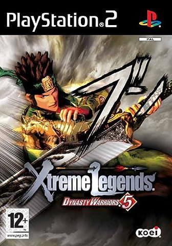 Dynasty Warriors 5 : Xtreme Legends [import anglais]