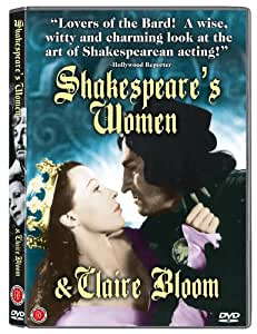 Shakespeare's Women & Claire Bloom [DVD] [Region 1] [US Import] [NTSC]