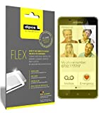 dipos I 3x Screen Protector compatible with Emporia SMART.2