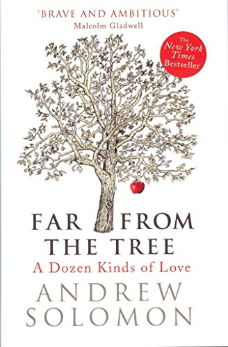 Portada del libro [(Far from the Tree : A Dozen Kinds of Love)] [By (author) Andrew Solomon] published on (July, 2013)