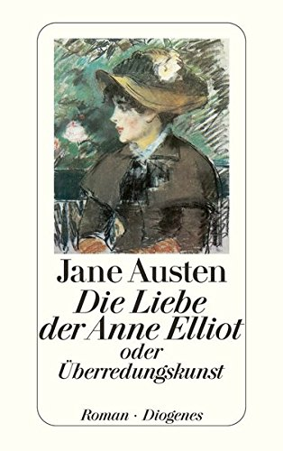 Buchseite und Rezensionen zu 'Die Liebe der Anne Elliot' von Jane Austen