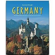 Journey through GERMANY - Reise durch DEUTSCHLAND - Ein Bildband mit über 180 Bildern auf 140 Seiten - STÜRTZ Verlag