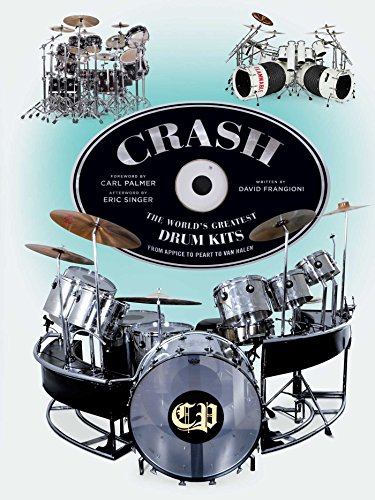 Crash! The World's Greatest Drum Kits