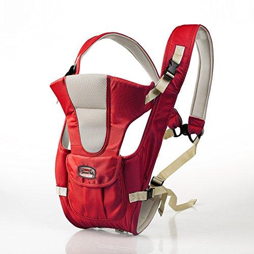 Polyester Coton Porte-bébé Confort à l avant et à l arrière Tabouret fd6fd0f1a12