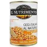 Il Nutrimento Ceci Italiani Al Naturale Biologici 400g