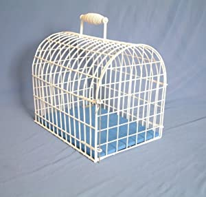 """Large Domed Wire Carrier (19 X 12 X 14"""" Ht) from PENNINE"""
