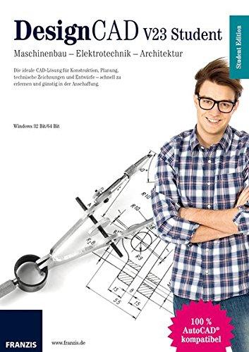 designcad-v23-student-maschinenbau-elektrotechnik-architektur