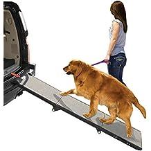 Pet Gear Rampa para mascotas, de la marca, plegable, muy ancha, 180