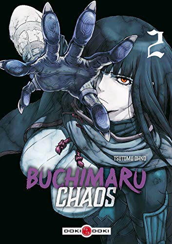 Buchimaru Chaos  Edition simple Tome 2