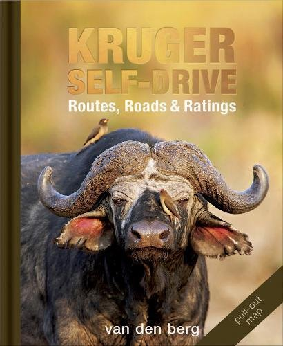 Kruger Self-drive: Routes, Roads & Ratings (Index-karten-platz)