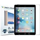 Tech Armor Apple iPad Air 2 / iPad Air (first generation) High Defintion (HD) Clear Screen Protectors -- Maximum Clarity [2Pack] Lifetime Warranty