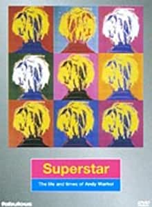 Superstar - The Life And Times Of Andy Warhol [1990] [DVD]
