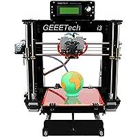 Geeetech® Acrylic I3 pro C 3D Drucker-Bausatz zum Selbstbauen, Doppel-Extruder, Zwei-Farb-Drucker, Desktop 3D Drucker