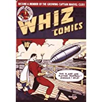 Whiz Comics #24 (Illustrated) (Golden Age Preservation Project) (English Edition) - Cc Forma