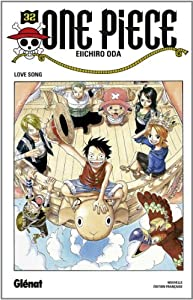One Piece Edition originale Love song