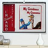 Calvendo Premium Kalender Sláinte IRLAND - Pubmalereien: Farbenfroh schon von außen - Irlands Pubs! (hochwertiger DIN A2 Wandkalender 2020, Kunstdruck in Hochglanz)