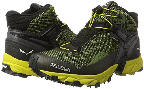 SALEWA Ultra Flex Mid Gore-Tex, Scarpe da Arrampicata Alta Uomo