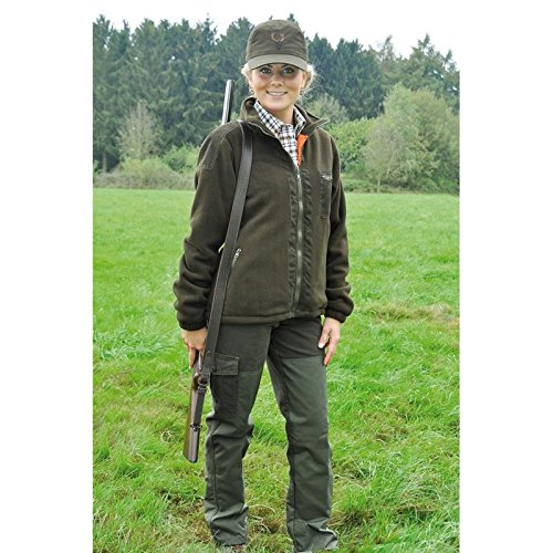 Hubertus Damen Hundeführerhose mit verstärkten Besätzen (38)