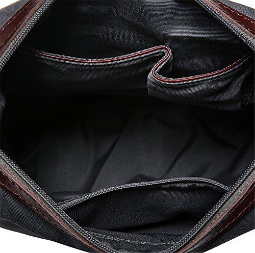 Xinmaoyuan Sacs à main pour femme Sacs à main en cuir sac Kraft Cire Huile épaule Sac à main unique Wine red