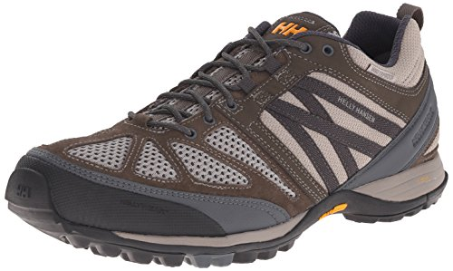 Helly Hansen Fryatt Low, Chaussures de Sport Homme Multicolore - Marrón / Negro (850 Moon Rock / Bungee Cord)