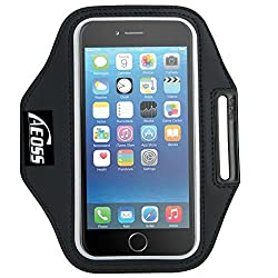 Aeoss A107 Sports Running Jogging Gym Armband Case Cover Holder Compitbale for all smart phones till 5.5