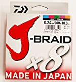 angelschnur geflochten daiwa j braid x 8 multicolor 12755524