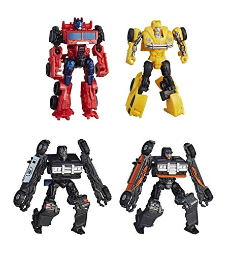 c2d9e5941ce Hasbro Transformers Bumblebee Energon Igniters Power Speed Action Figures  2018 Wave 3 A