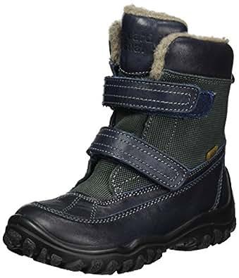 Bisgaard TEX boot 62502216, Unisex-Kinder Schneestiefel, Blau (602 Blue) 26