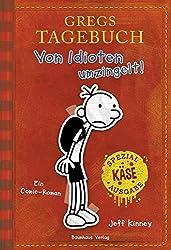Gregs Tagebuch - Von Idioten Umzingelt! (Sonderausgabe): Käse-spezial-ausgabe.