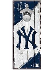 Wincraft New York Yankees MLB plaque avec décapsuleur