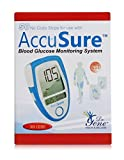 #4: Accusure Test Strips, 50 Strips (Only Strips)