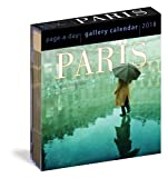Paris Gallery Calendar 2018