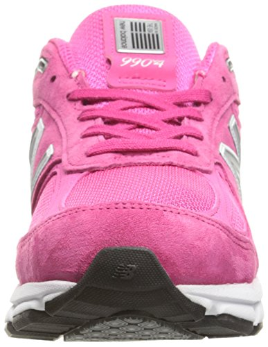 New Balance Mens 990V4 Running Shoe Komen Pink