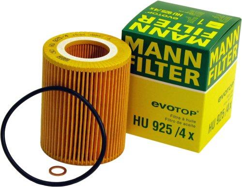 Mann Filter HU 925/4 X Oelfilter Test