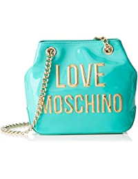 Love Moschino - Moschino, Shoppers y bolsos de hombro Mujer, Türkis (Mint), 9x19x26 cm (B x H T)