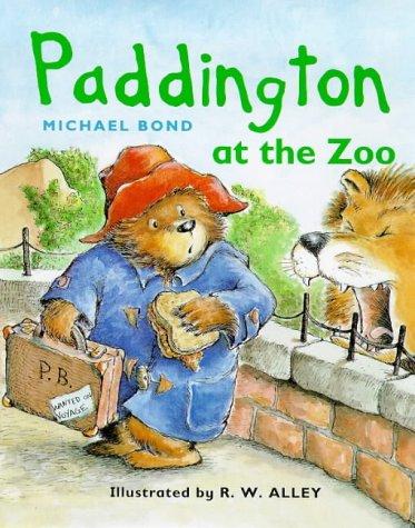 Paddington at the Zoo (Paddington Little Library)
