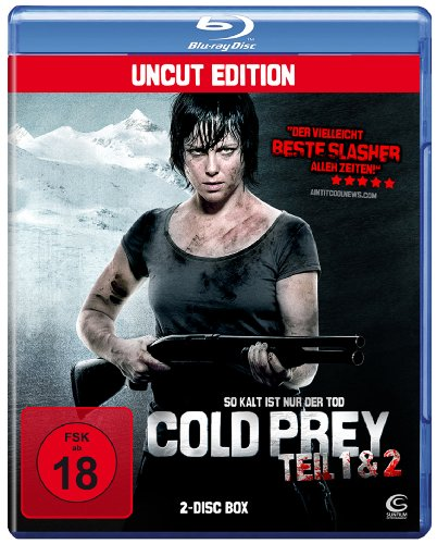 Cold Prey 1&2 [2 Blu-rays] (Lebensmittel-mat)