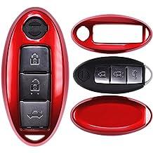 Caja de la Llave del Coche Nissan Qashqai GT-R Juke 370Z Micra Pulsar/